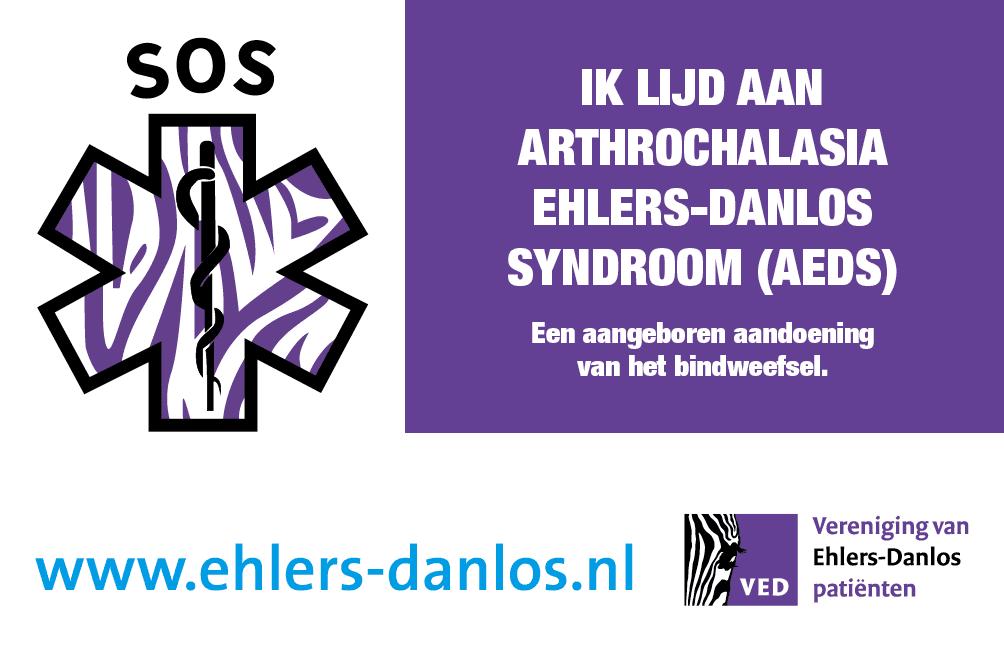 SOS Kaartje AEDS