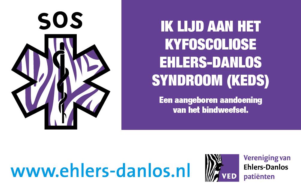 SOS Kaartje KEDS